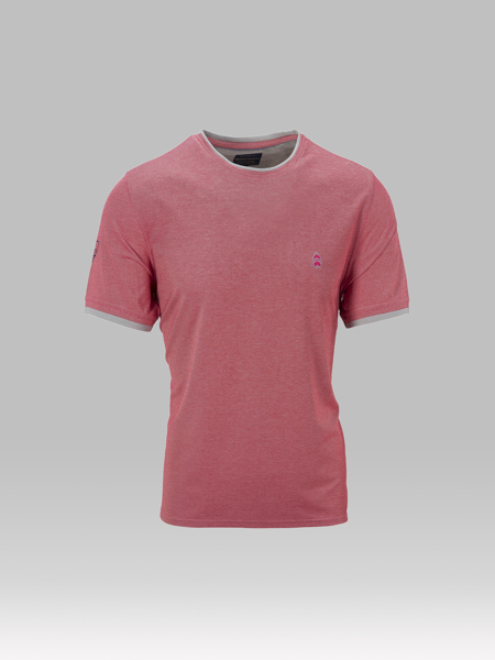 Picture of Merserised cotton T-shirt round neck