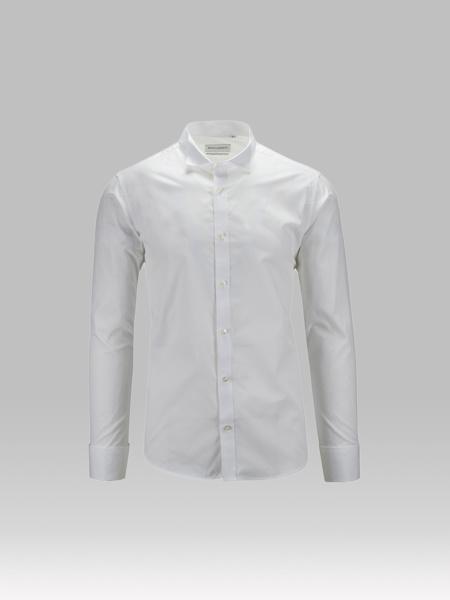 Picture of Cotton tuxedo shirt