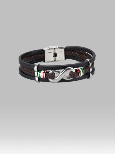 Picture of Men's three-strap bracelet