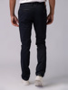 Picture of CHINO TROUSERS WITH LEATHER DETAILS