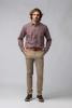 Picture of LIGHT BROWN CHINO TROUSERS