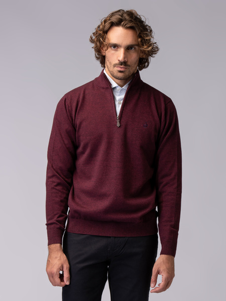 Picture of SWEATER WITH ZIPPER