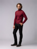 Picture of MEN'S HIGH-NECKED SWEATER