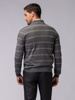 Picture of SOFT STRIPED KNITTED