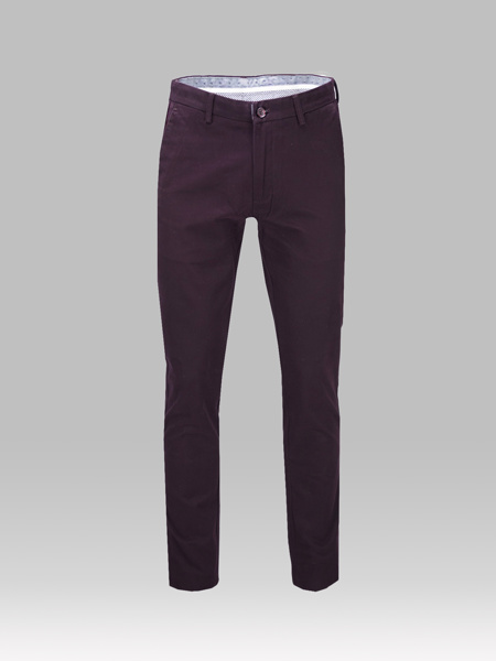 Picture of VELVET CHINO TROUSERS