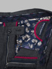 Picture of BLACK COTTON TROUSERS