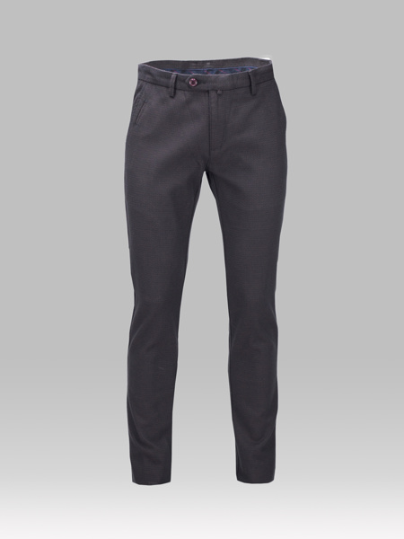 Picture of BROWN CHINO TROUSERS