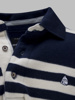 Picture of POLO BLOUSE WITH BLUE STRIPES