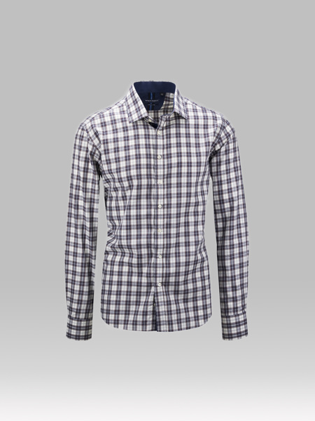 Picture of CHECK SHIRT T-SHIRT