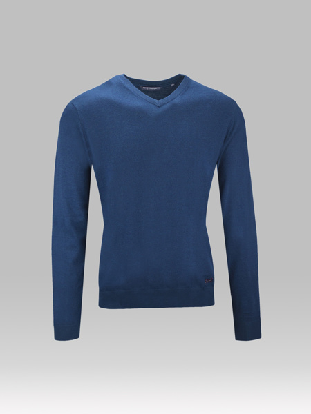 Picture of SOFT KNITTED BLOUSE