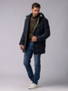 Picture of NAVY BLUE INFLATABLE JACKET