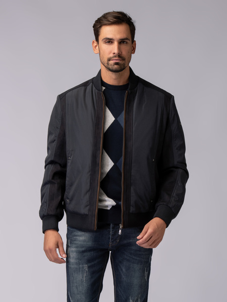 Picture of BOMBER COLLEGE JACKET JACKET