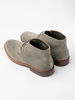 Picture of Men's suede leather ankle boots