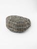 Picture of Men's check newsboy ascot hat in herringbone